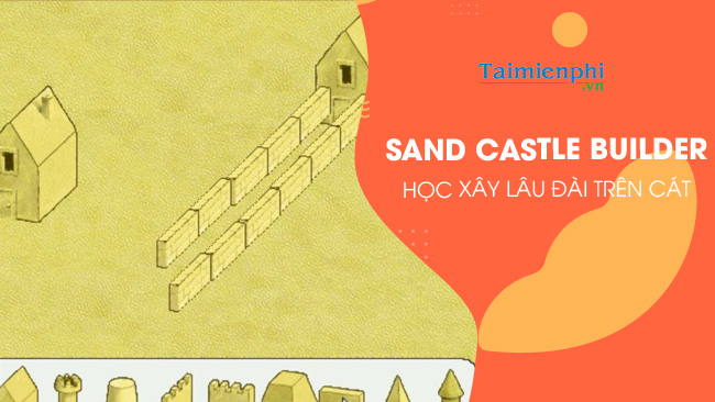download Sand Castle Builder