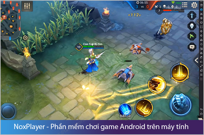 Download NoxPlayer moi nhat