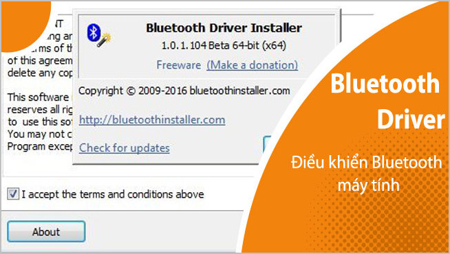 tai bluetooth driver