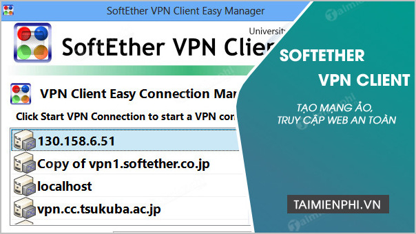 Download SoftEther VPN Client
