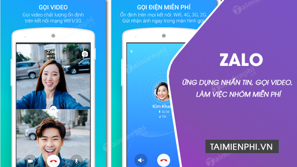 download zalo cho android
