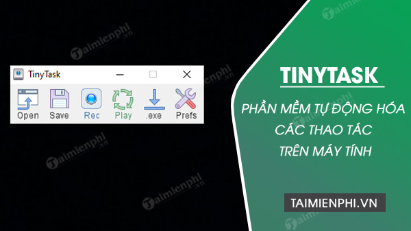 Download TinyTask