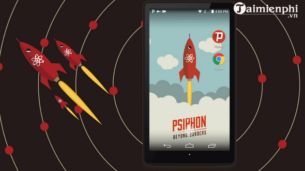 Psiphon cho Android