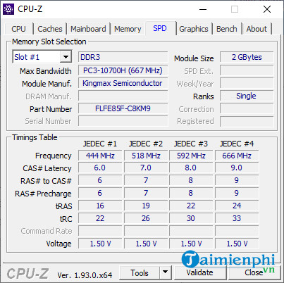Download CPU Z