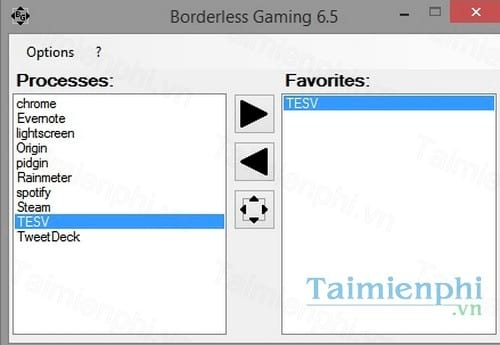 GAMING TÉLÉCHARGER BORDERLESS